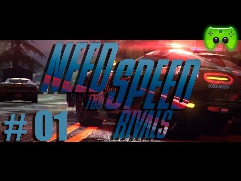 NFS RIVALS # 1 - Cop oder Racer «» Let's Play Need for Speed Rivals | Full-HD