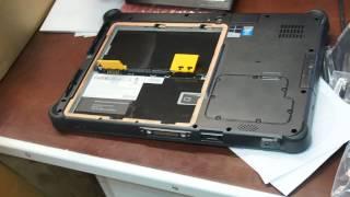 Защищенный планшет Getac F110 на Windows