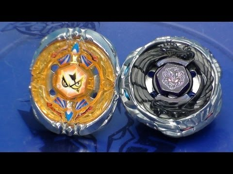 Beyblade Flash Sagittario 230WD vs Diablo Nemesis X:D ベイブレード