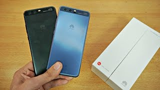 Huawei P10 Dazzling BLUE - Unboxing & First Look! (4K)