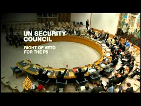 Amnesty criticises UN Security Council