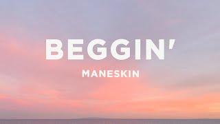 Download Måneskin - Beggin' (Lyrics) Mp3/Mp4
