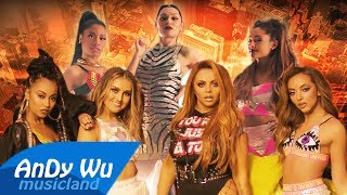 Download Lagu Little Mix, Jessie J, Ariana Grande, Nicki Minaj - Power / Bang Bang Gratis STAFABAND