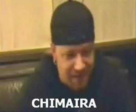 CHIMAIRA: promo xclsv MDeVries interview on AltatensioneNTWK