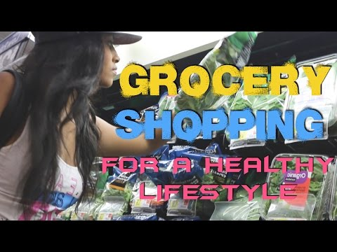 GROCERY SHOPPING 2015 | THINGS I EAT FOR MY HEALTHY LIFESTYLE | CHINACANDYCOUTURE FITNESS