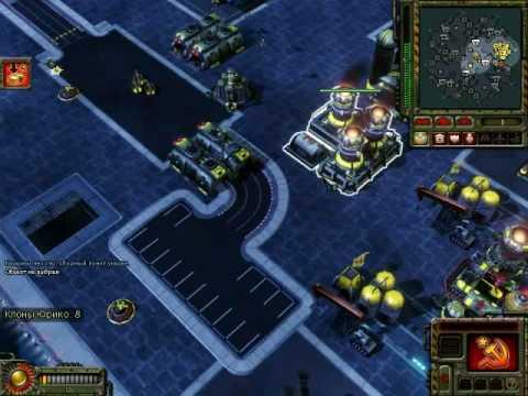 Command & Conquer: Red Alert 3 Школа игры (СССР. Женская ссора) [1/2]