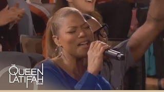 Watch Queen Latifah Mercy Mercy Mercy video
