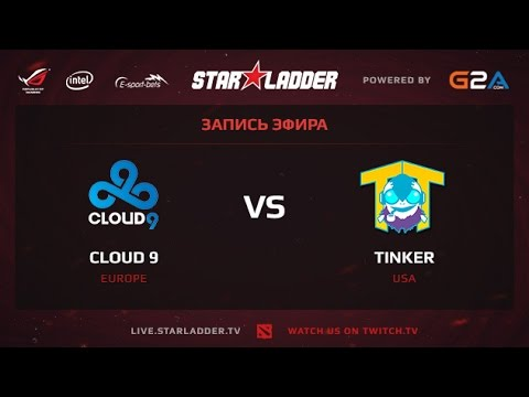 C9 vs Tinker SLTV XII Lan Finals LB Semifinals Game 2