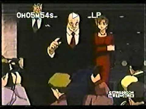 Street Fighter II La Película Animada Movie P1