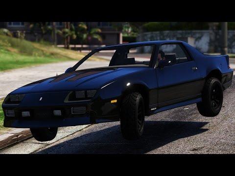 Chevrolet Camaro IROC-Z [BETA]