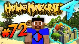 NEW JUNGLE DUNGEON! - HOW TO MINECRAFT S4 #72