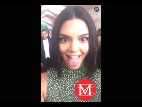 KENDALL JENNER SNAPCHAT VIDEOS 1 (ft.Cara Delevingne,Kylie Jenner,etc.)