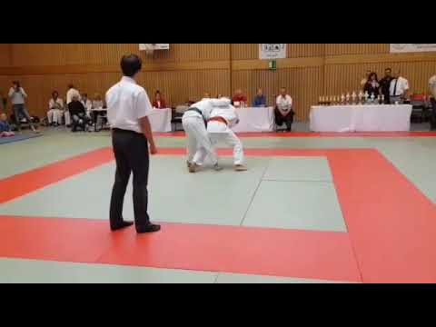 Best Judo Technik