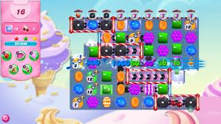 Candy Crush Saga Level 3442 NO BOOSTERS