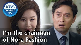 I'm the chairman of Nora Fashion [Gracious Revenge | 우아한 모녀 / ENG / 2020.01.22]