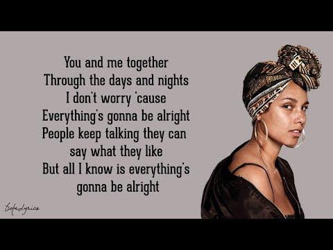 Download  No One - Alicia Keys s Gratis, download lagu terbaru
