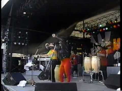 Descarga de La Luz - Orquesta de La Luz Live at Huis Ten Bosch Jazz Festival 1992 Nagasaki, Japan