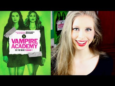 Vampire Academy Movie Review and Discussion