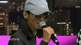 "CCTV - Zamani & Amelina Nyanyi Lagu ""Bobo Dimana"""