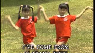 Oh ! Suzanna (Children Education Song) lyric