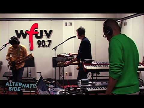 "Yeasayer - ""Mondegreen"" (Live at WFUV)"