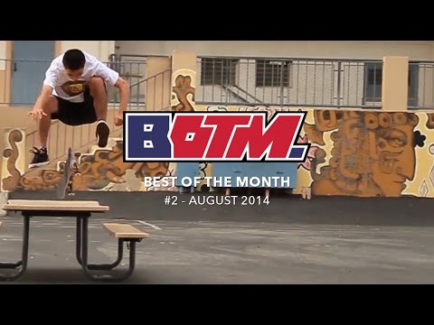 Best Of The Month #2 August 2014