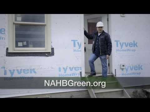 The National Green Building Standard for New Home Construction