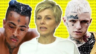 Mom Reacts To Lil Peep Xxxtentacion Falling Down