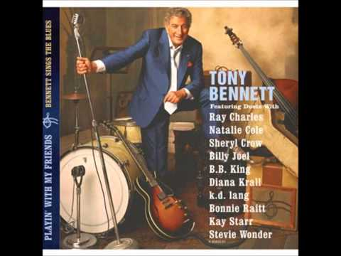 Tony Bennett & Ray Charles Duet - Evening