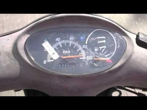 Скутер Yamaha Grand Axis 100