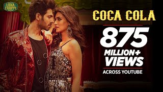 Tony Kakkar Coca Cola From Luka Chuppi