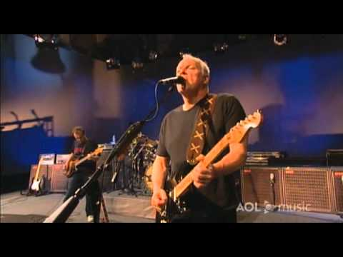 David Gilmour   Comfortably numb new york session Music Videos