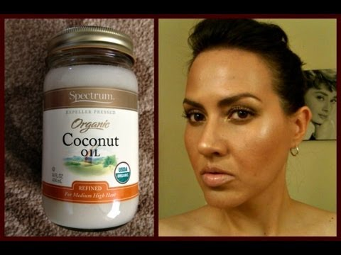 Beauty Benefits Of Organic Coconut Oil For Skin Amp Hair