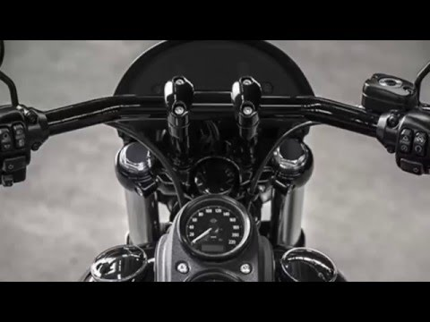 Harley Davidson reveal new Low Rider S
