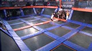 Ultimate Dodgeball Championship Finals at Sky Zone