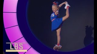 Meet Flipping Flying Aussie Cheerleader Cierra | Little Big Shots Aus Season 2 Episode 6