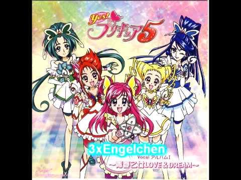 Pretty Cure Opening 1-10 Full Version Original Japanisch video