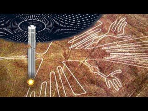 Загадка геоглифов плато Наска. Новые рисунки в пустыне Наска