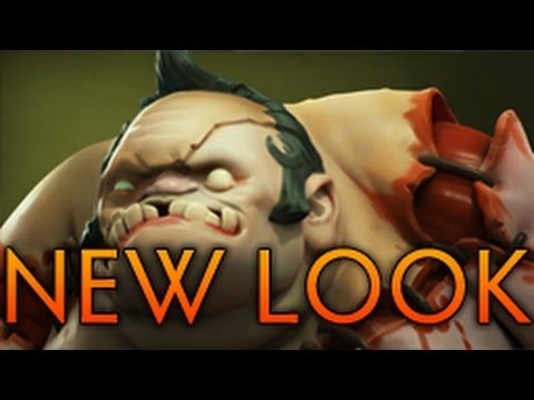 Dota 2 Pudge's New Look