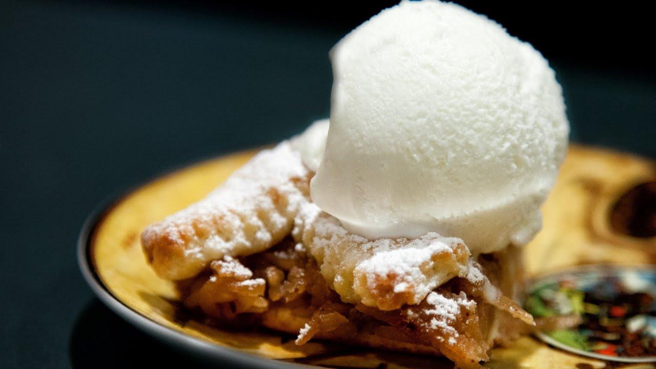 Apple Pie - Szarlotka - Ania's Polish Food Recipe #2 - YouTube