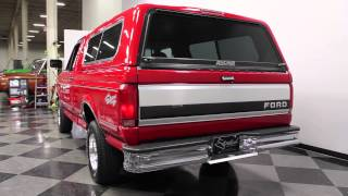 2953 CHA 1995 Ford F-150 XLT