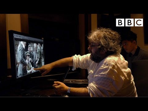 How Lord Of The Rings Director Brought Colour To WW1 - BBC