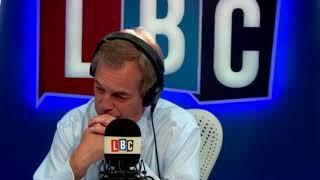 Nigel Farage on Boris Johnson's Illegal Immigrant Amnesty Comment