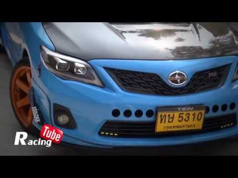 Racing Tube - TAXI RACING CLUB ตอนที่ 1 เคยนั่งกันรึยัง แท็กซี่แต่งซิ่ง