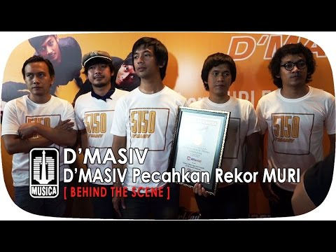 download lagu D'MASIV Pecahkan Rekor MURI  BTS Part 5 gratis
