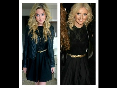 Perrie Edwards Inspired Outfits Perrie Edwards Inspired Makeup
