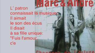 Vídeo 2 de Gilles (Jean Villard)