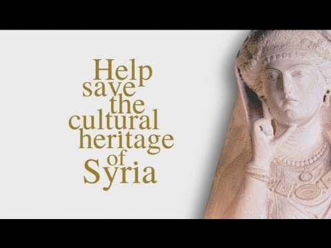 Help save the cultural heritage of Syria (short version)