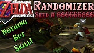 Zelda Ocarina of Time Randomizer: The Devil Seed