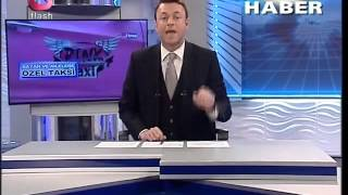 Flash TV Pembe Taksi Tepkisi